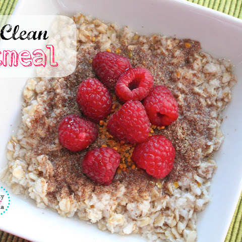 Eat Clean Oatmeal