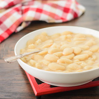 Butter Beans Southern-Style