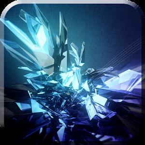 download crystal live wallpaper apk on pc download