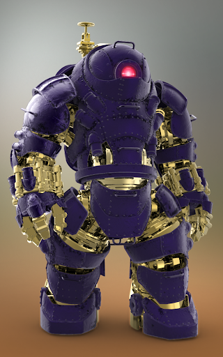 Figuromo Artist:Steam Guardian - screenshot