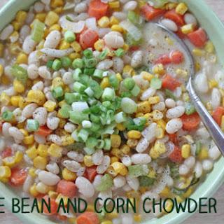White Bean Corn Chowder Recipes
