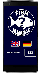 Fish Almanac - screenshot