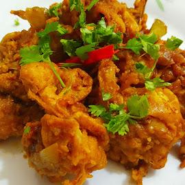 Gobi Manchurian  by Sumi Mir - Food & Drink Plated Food