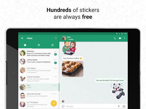 ICQ — Video Calls & Chat Messenger screenshot 8