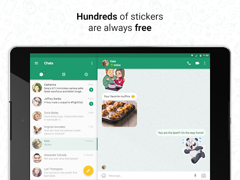 Icq Video Calls & Chat APK screenshot thumbnail 8