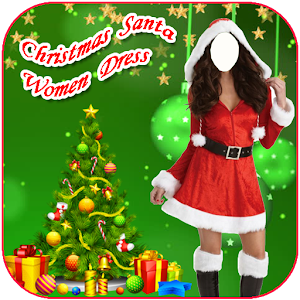 Download Christmas Santa Women Dress For PC Windows and Mac