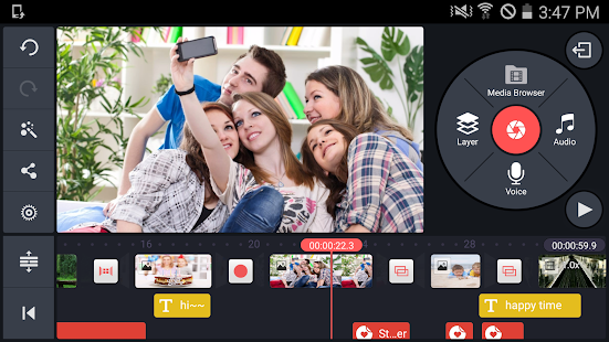 KineMaster – Pro Video Editor APK baixar