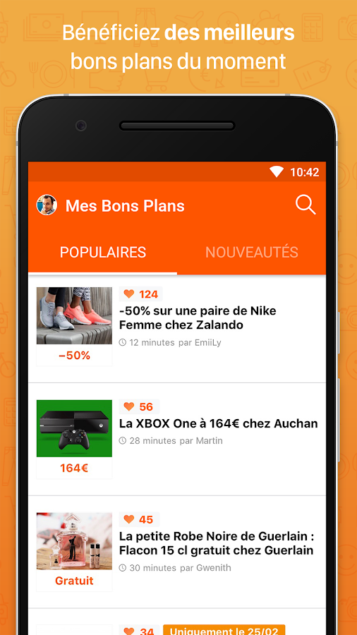 Radins.com – Mes bons plans Screenshot 0