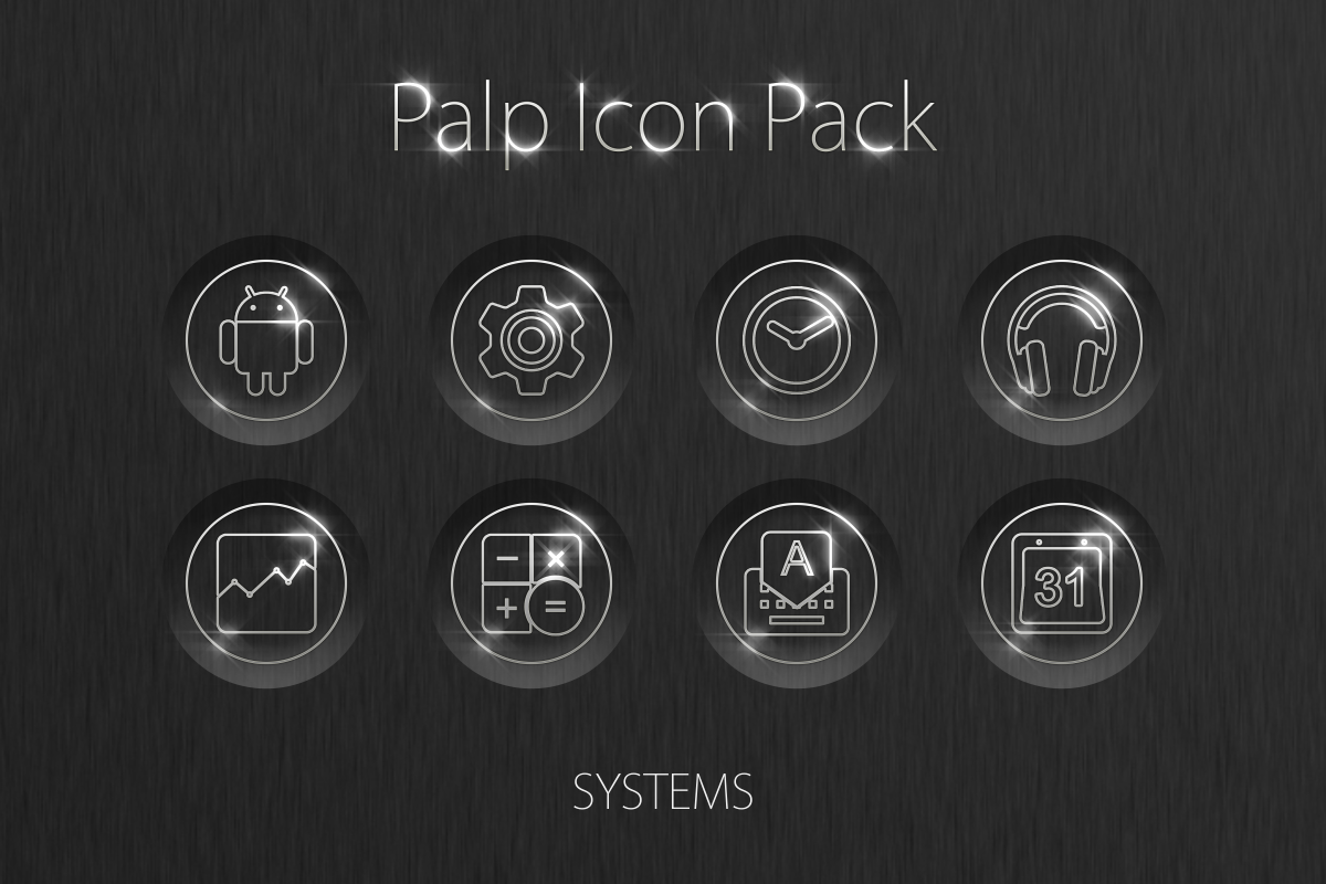 Palp Icon Pack Screenshot 8