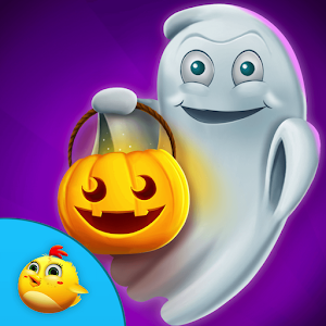 Talking Halloween Ghost