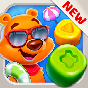 Toy Party: Pop and Blast Blocks in a Match 3 Story Online PC (Windows / MAC)