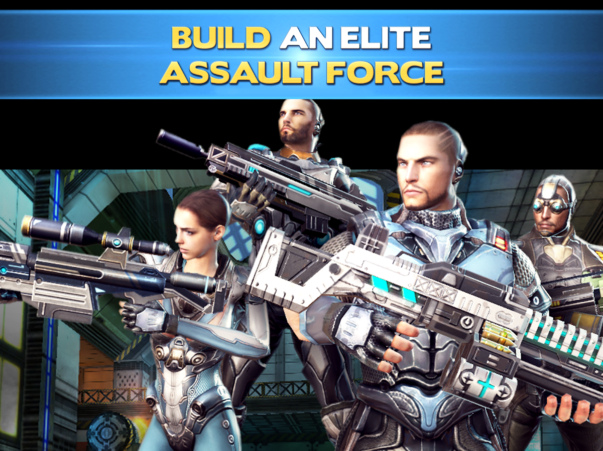 Strike Back: Elite Force - FPS Screenshot 6