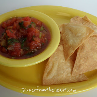 Homemade Salsa