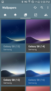S8 Launcher Theme   Android Apps On Google Play
