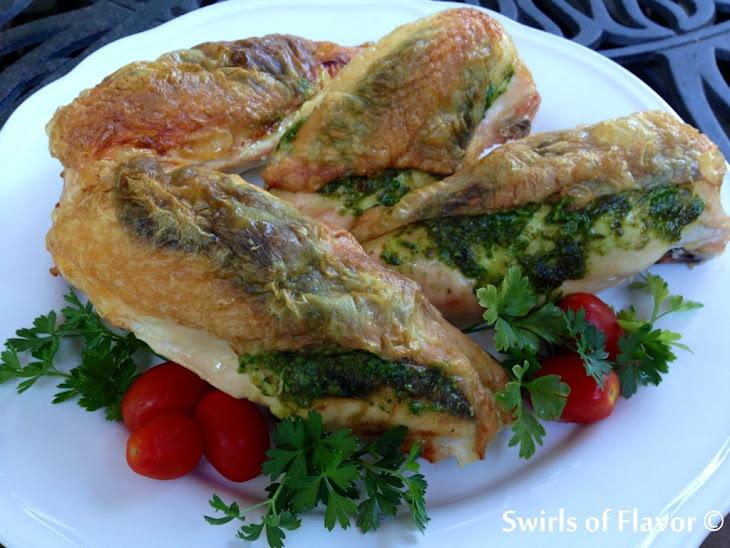 Pesto Florentine Chicken Recept   Yummly