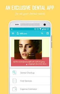elth.care - Your Dental App screenshot for Android