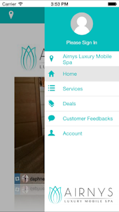 Airnys Luxury Mobile Spa - screenshot