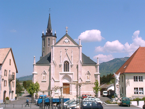 photo de Eglise Saint-Maurice