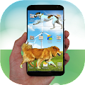 Dog in phone funny joke APK for Kindle Fire
