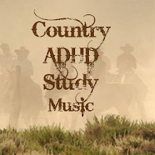 ADHD Country Study Music
