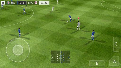 First Touch Soccer 2015 screenshot 2