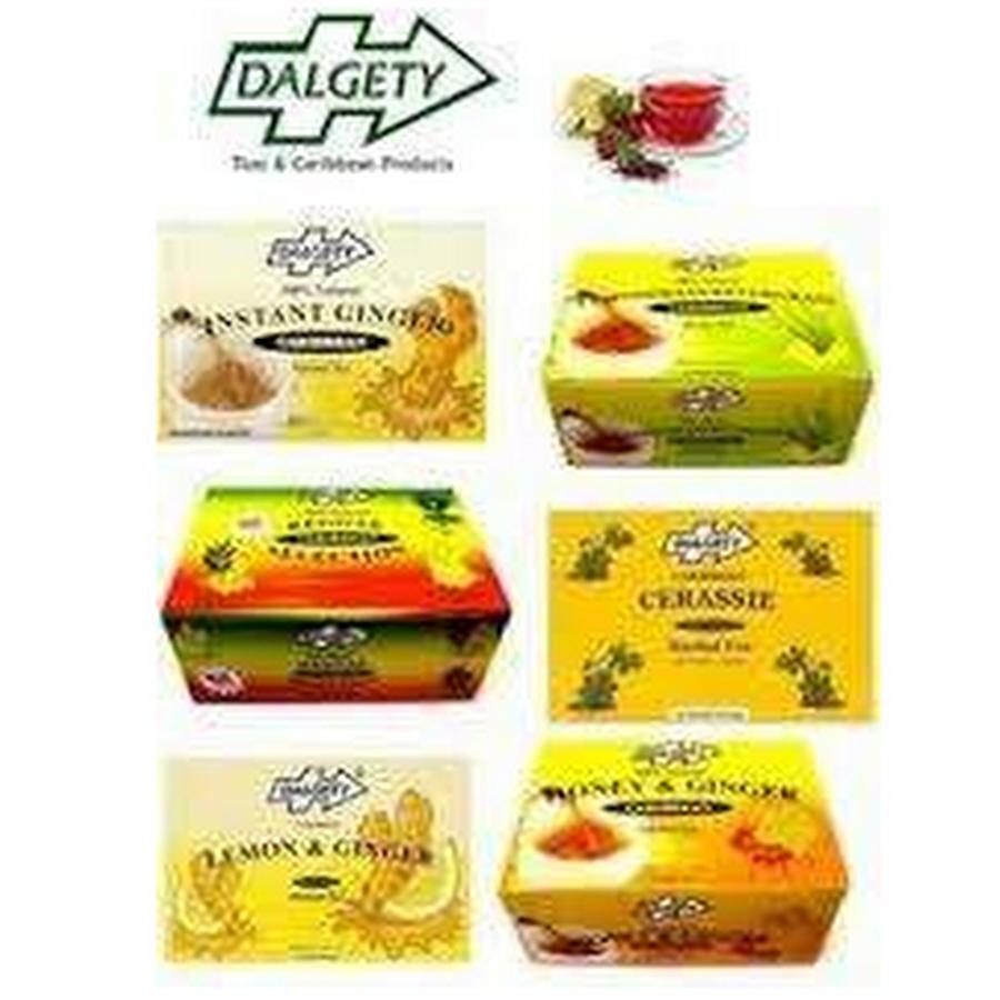 dalgety teas