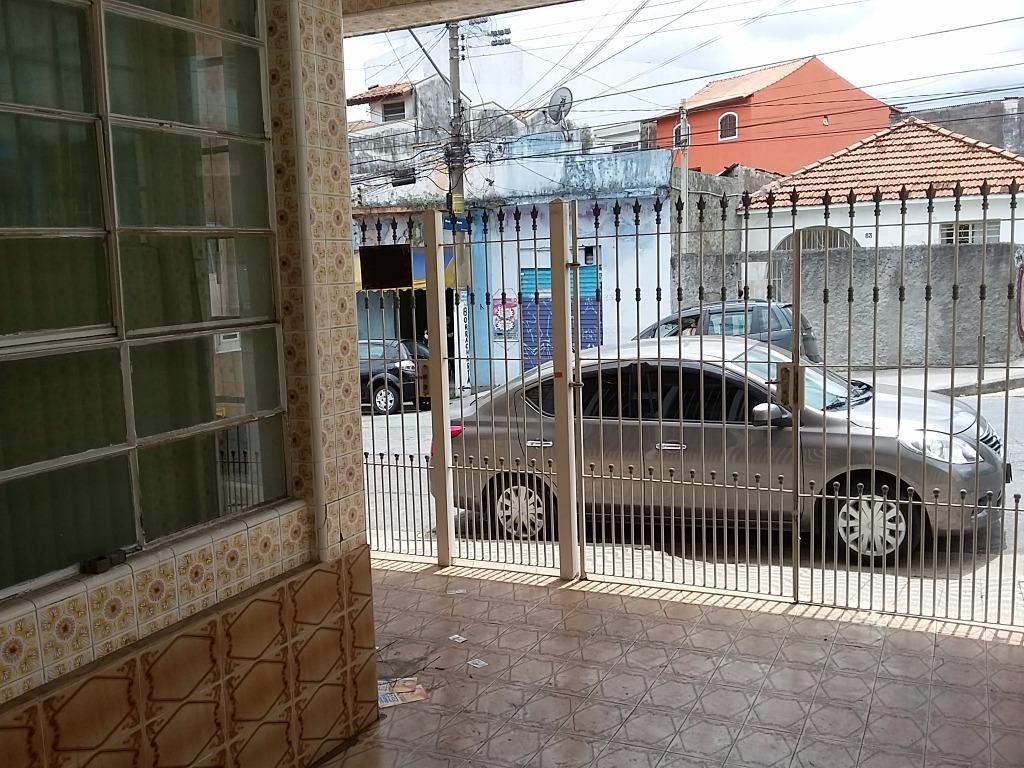 Casa Padrão à venda, Vila Guilhermina, São Paulo