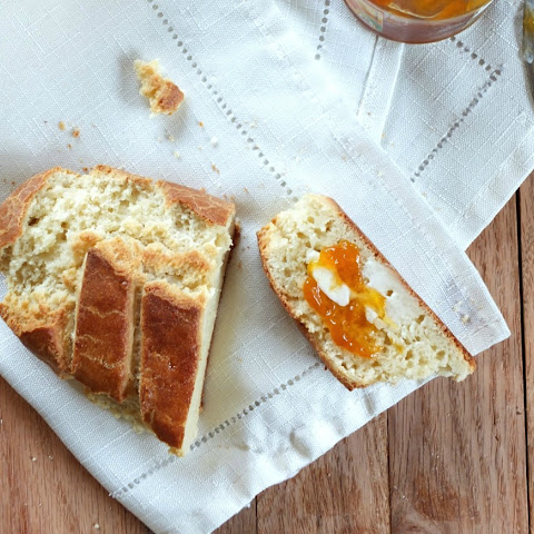 Paleo Crusty Bread