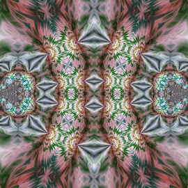 Jungle by Cassy 67 - Illustration Abstract & Patterns ( abstract, pattern, digital art, fractal, digital, fractals )