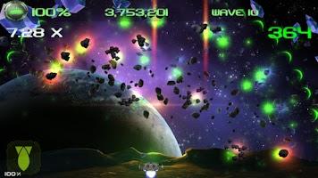 Screenshot of Alpha Wave
