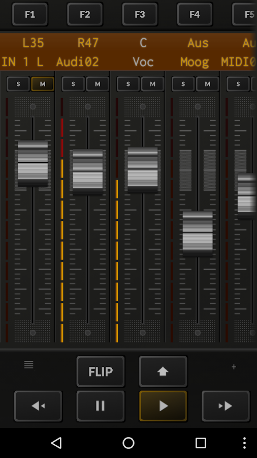 TouchDAW Screenshot 4