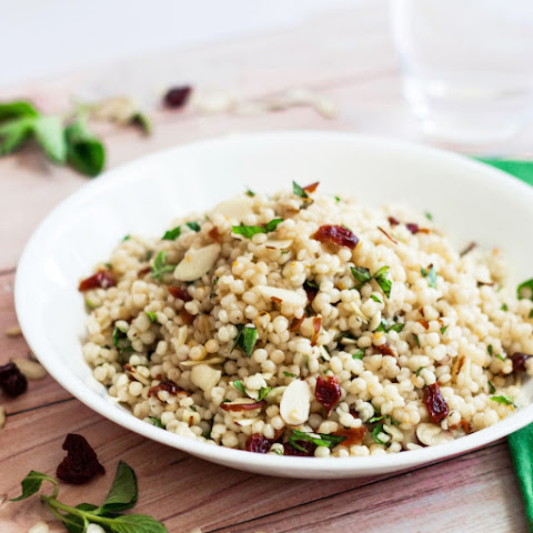 Sour Cherry & Orange Blossom Couscous