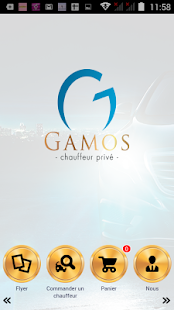 Gamos - screenshot