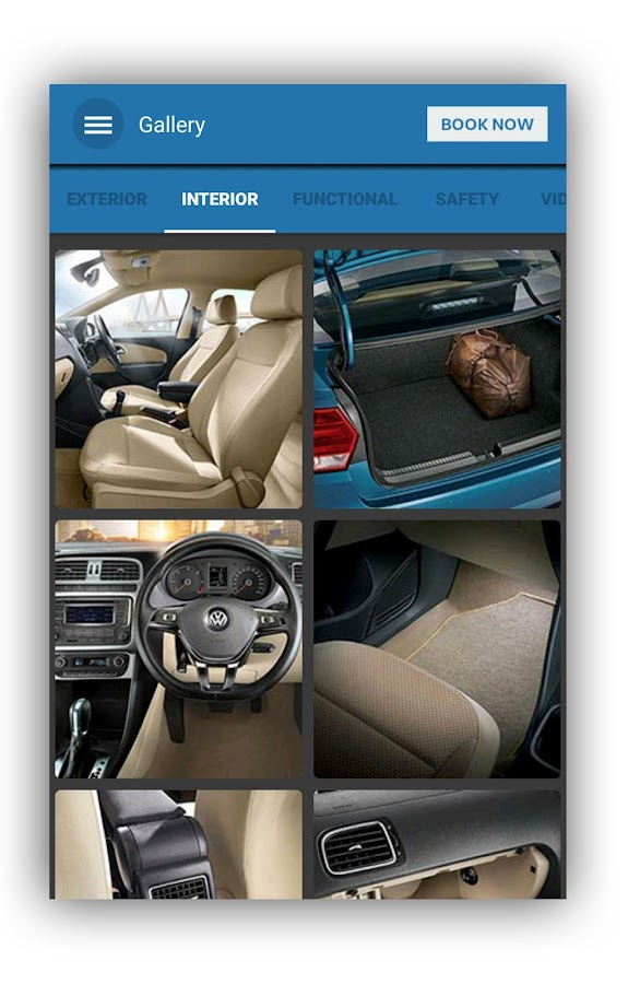 Volkswagen Ameo Screenshot 2