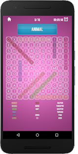 Word Hunt Puzzle - Word Finder - screenshot