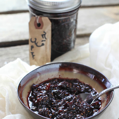 Red Wine Fig Jam