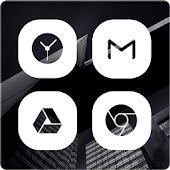 Download Android App Pasty Free - White Icon Pack for Samsung