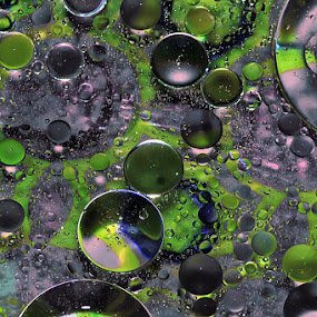 by Theofilus Saiman - Abstract Fine Art