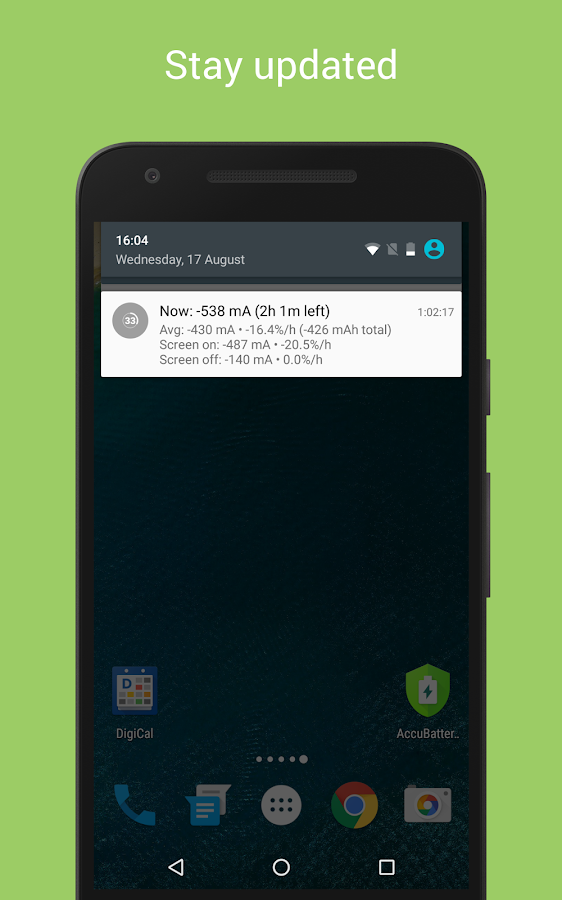 Accu​Battery Screenshot 7