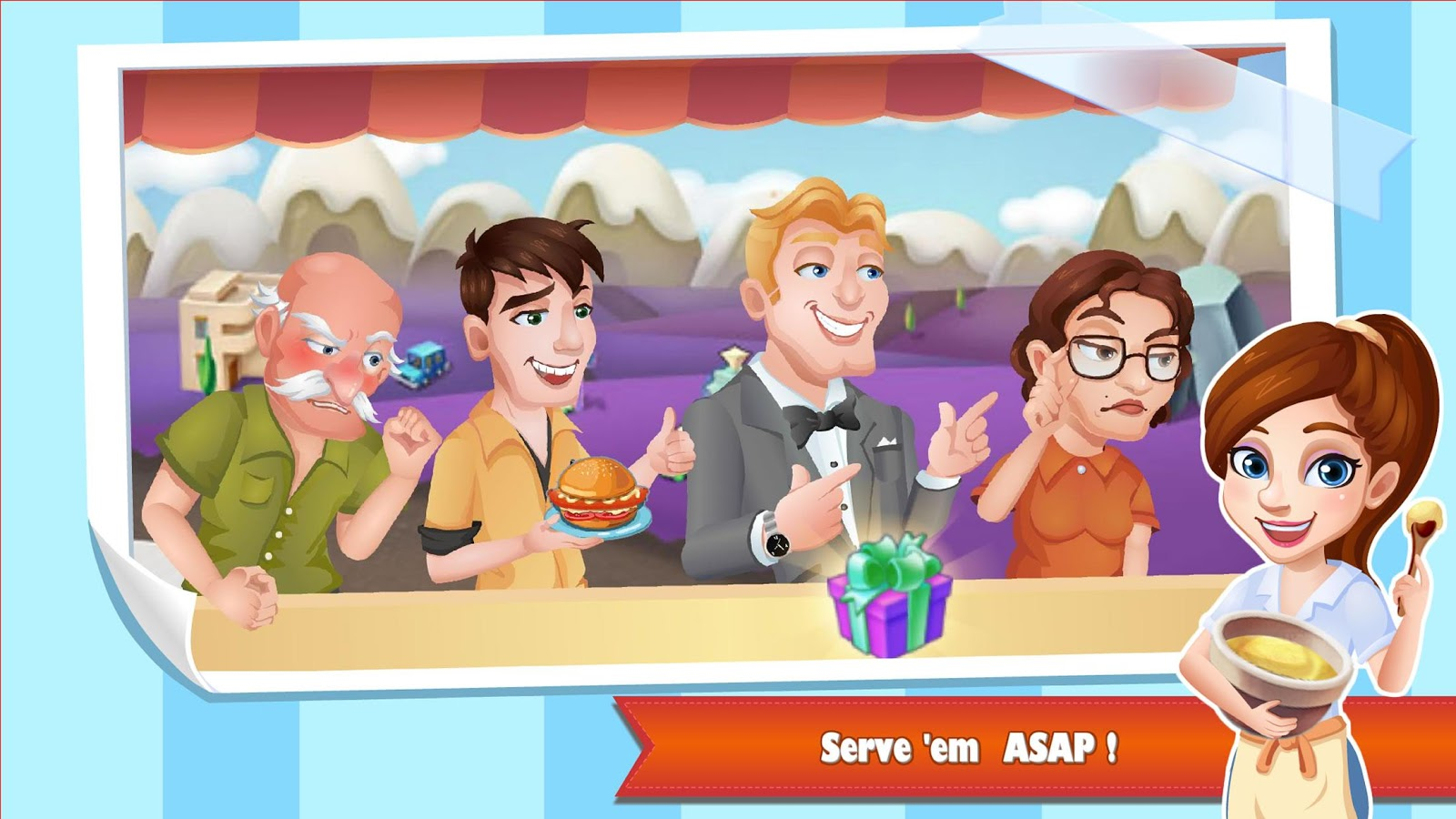 Rising Super Chef:Cooking Game Screenshot 7