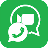 call video for whatsapp Prank Icon