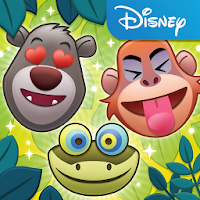Disney Emoji Blitz - Jungle Book For Laptop PC (Windows10,7,XP/Mac)