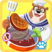Game Uncle Bear Restaurant apk for kindle fire
