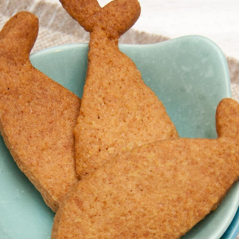 Lightly Spiced Fish Biscuits for Fans of The Octonauts