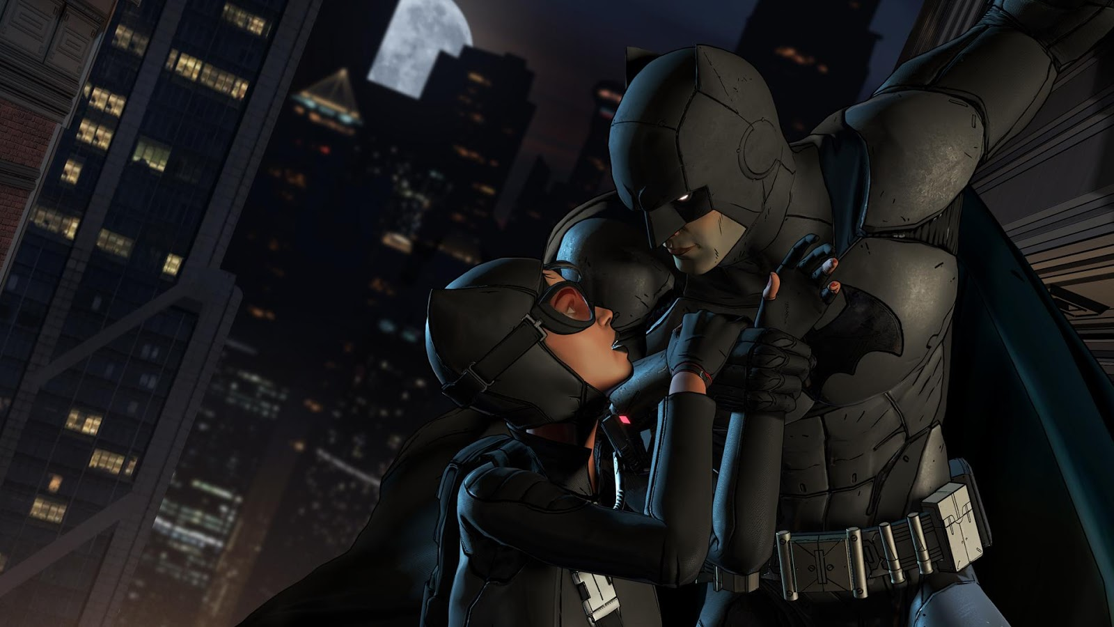 Batman - The Telltale Series Screenshot 0