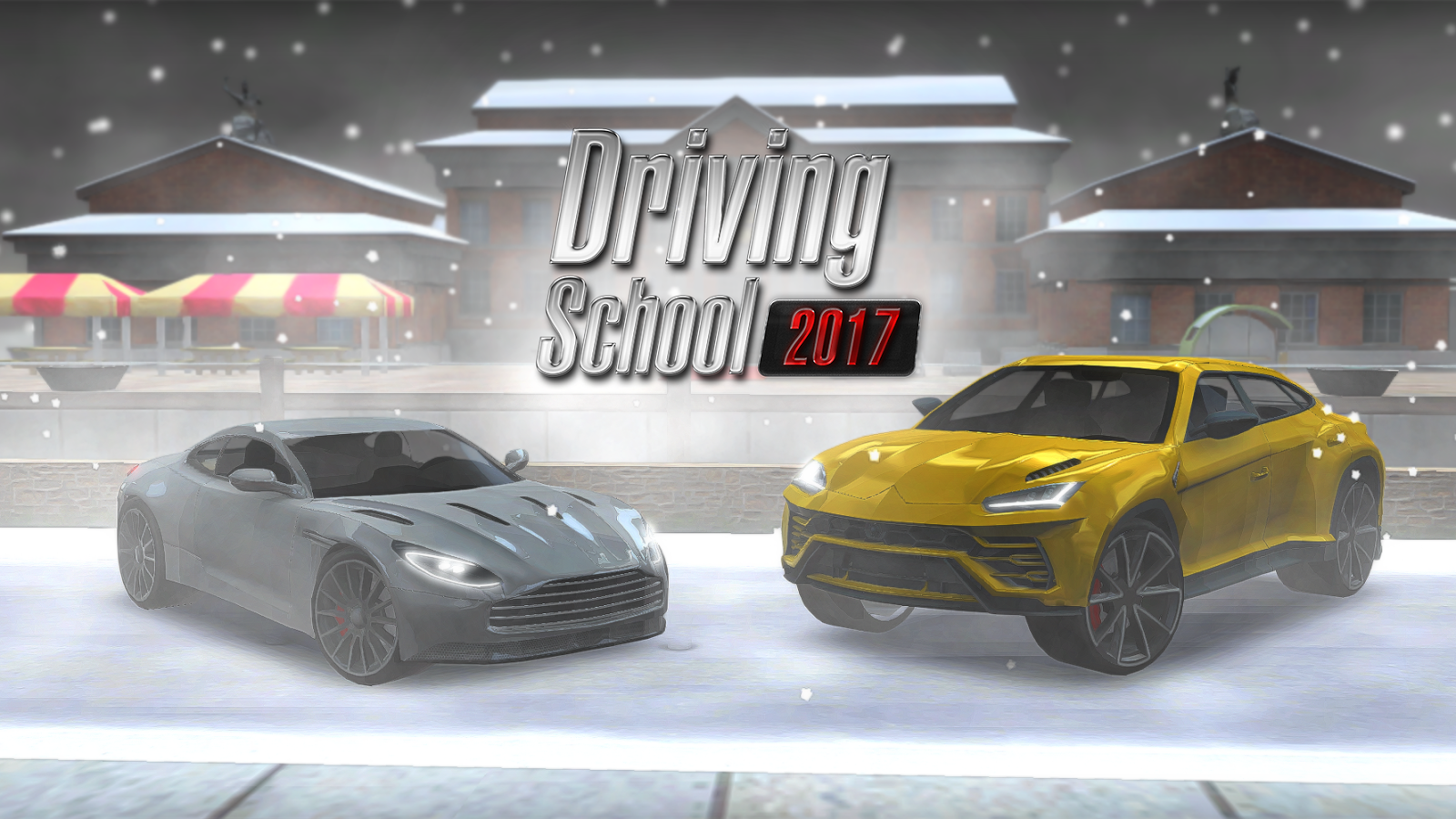 Driving School 2017 Screenshot 8