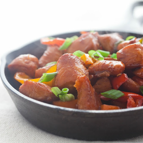 Teriyaki Chicken Stir-Fry (Grain-Free, Paleo)