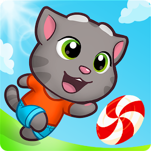 Talking Tom Candy Run For PC / Windows 7/8/10 / Mac – Free Download