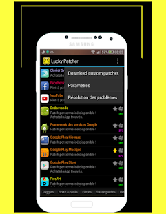 App Lucky Pacther 2017 APK for Windows Phone