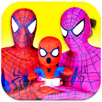Superheroes Fun Kids Videos For PC
